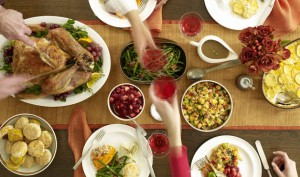 Be mindful of what you serve at Thanksgiving dinner