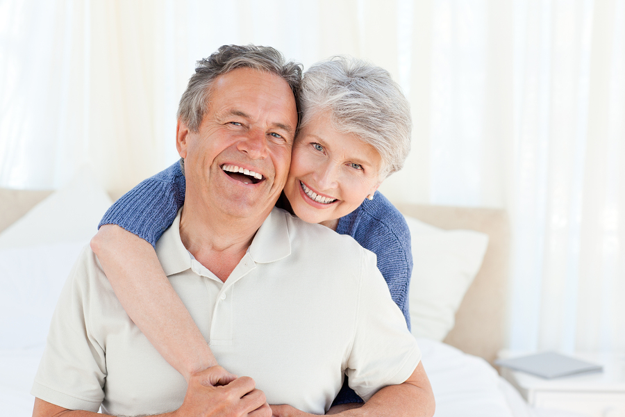 Missing teeth can be a result of decay, gum disease, injury or aging.