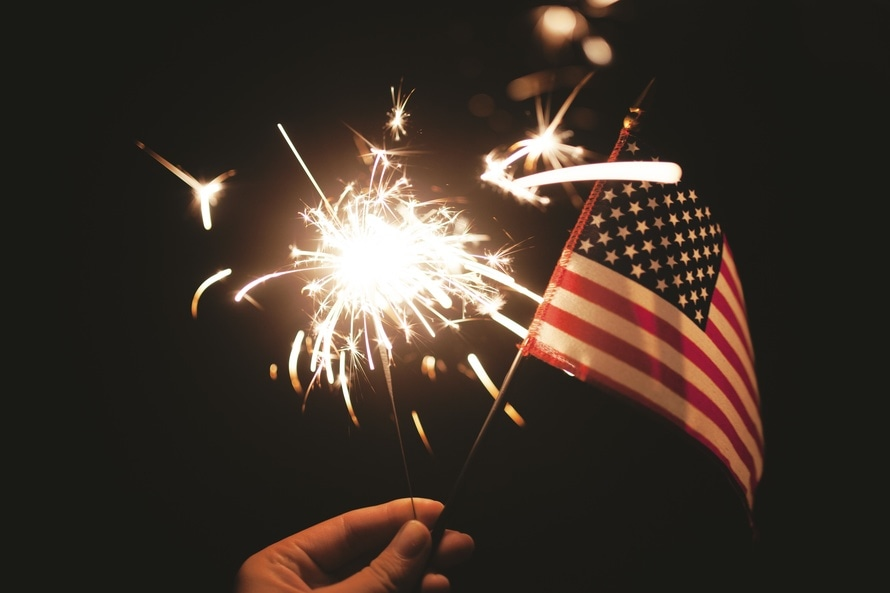 While food, fun and fireworks are the highlights of the Fourth of July, taking time to recall the hard-fought battle for America's independence is just as important.