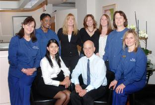 Somerville dentist staff